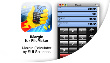 iMargin for FileMaker Released